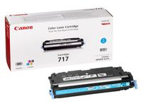 Cyan Toner Cartridge Type 717 C