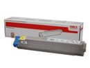 OKI toner yellow for C910 15000 pages