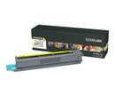 LEXMARK C925 toner yellow high yield 7.500 pages 1-pack