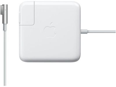 APPLE MagSafe Power Adapter (for 15- and 17-inch MacBook Pro) - Strömadapter - 85 Watt (MC556Z/B)
