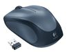 LOGITECH M235 Wireless mouse Kviksølv (910-002201)