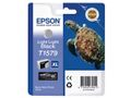 EPSON T157 Light Light Black Cartridge - Retail Pack Stylus Photo R3000
