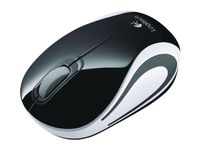 LOGITECH M187 Wireless Mini Mouse Black (910-002731)