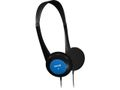 MAXELL KIDS HEADPHONE BLUE CONS