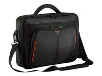 LAPTOP CASE CLASSIC+ 13-14 1 IN CLAMSHELL  BLACK