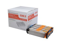 OKI 44968301 drum kit black and tri-colour standard capacity 30.000 pages 1-pack