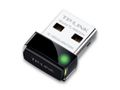 TP-LINK 150MBPS WIRELESS N NANO USB 802.11B/G/N EXTRA SMALL          IN WRLS