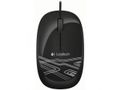 MOUSE M105 BLACK / LOGITECH (910-002943)