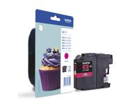 BROTHER LC123M magenta ink (LC123M)