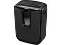 FELLOWES Aktenvernichter Fellowes Powershred M-7C        schwarz