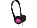 MAXELL KIDS HEADPHONES PINK ML ACCS