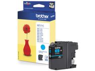 BROTHER LC-121C CYAN F. 300 PAGES                IN SUPL (LC121C)