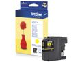 BROTHER LC121Y ink yellow 300pages for DCP-J752DW, MFC-J470DW, -J870DW