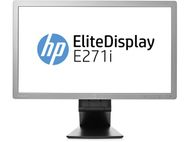 HP EliteDisplay E271i 27-tommers IPS LED-bakbelyst skjerm (ENERGY STAR) (D7Z72AA#ABB)