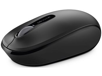 MICROSOFT Microsoft_ Wireless Mobile Mouse 1850 Black Win7/8 (U7Z-00003)