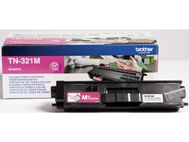 BROTHER TN-321M TONER CARTRIDGE MAGENTA F/ HL-L8250CDN 1500PGS SUPL (TN321M)