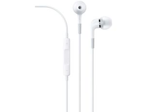APPLE IN-EAR HEADPHONES W/ REMOTE AND M (ME186ZM/B)
