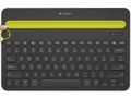 Keyboard K480 BLACK PAN BT NORDIC / LOGITECH (920-006362)