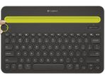 LOGITECH K480 Bluetooth MultiDevice Keyboard BLACK PAN BT NORDIC (920-006362)