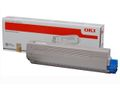 OKI TONER-YELLOW-10000PGS F/MC873 SUPL
