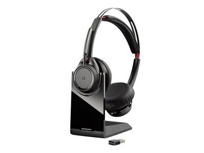 PLANTRONICS VOYAGER FOCUS UC BT HEADSET (Optimized for Lync/ Skype) (202652-02)