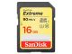 SANDISK Extreme 16GB SDHC UHS-I U3 Card Class10 90MB/s