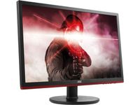 "AOC 24"" LED FreeSync G2460VQ6 1920x1080,  1ms, 80m:1, Speakers, VGA/ HDMI/ DP"