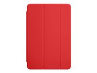 IPAD MINI 4 SMART COVER RED .
