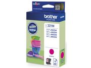 BROTHER LC-221M/ Ink Magenta 260 page