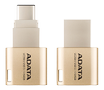 A-DATA ADATA UC350 16GB USB3.1 Golden OTG Switchable Type-A and Type-C USB 3.1