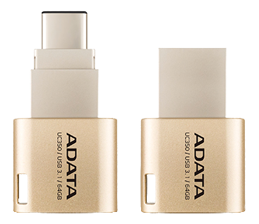 A-DATA 64GB UC350 Flash Drive (AUC350-64G-CGD)