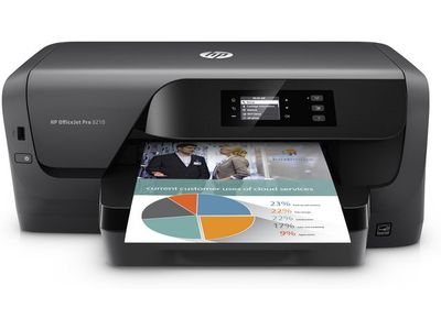 HP OfficeJet Pro 8210 Printer (D9L63A#A81)