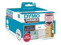 LW Durable square multi-purpose 25mm x 25mm, 850 labels / DYMO (1933083)