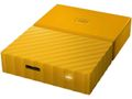 WESTERN DIGITAL My Passport 4TB portable HDD Yellow