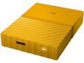 WESTERN DIGITAL My Passport 2TB portable HDD Yellow