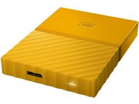 My Passport 1TB portable HDD Yellow