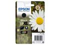 EPSON 18XL ink cartridge black high capacity 11.5ml 470 pages 1-pack blister without alarm
