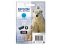 EPSON Ink/26 Polar Bear 4.5ml CY