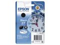 EPSON Ink/27 Alarm Clock 6.2ml BK