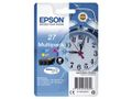EPSON Ink/27 Alarm Clock 3.6ml CMY