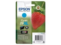 EPSON SGLPCK CYAN 29XL HOME INK CYAN HIGH XL (C13T29924012)