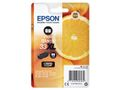 EPSON Singlepack Photo Black 33XL Claria Premium Ink
