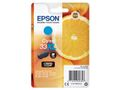 EPSON Ink/33XL Oranges 8.9ml CY