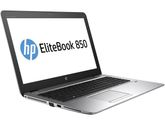 Elitebook 850 G4 i5 15.6 FHD 8/256GB / HP (Z2W86EA#AK8)
