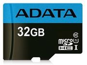 A-DATA ADATA 32GB Micro SDHC 85/20MB/s UHS-I RETAIL
