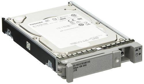 CISCO 1.2 TB 12G SAS 10K RPM SFF HDD (UCS-HD12TB10K12G=)