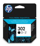 HP Ink 302 Black (F6U66AE#BA3)