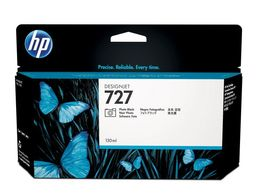 HP 727 Ink Photo Black 130ml T920 T1500