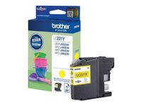 INK CARTRIDGE YELLOW 260 PAGES