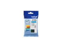 BROTHER LC-3219XLC INK CARTRIDGE CYAN 1500 PAGES ISO STANDARD 24711 SUPL (LC3219XLC)